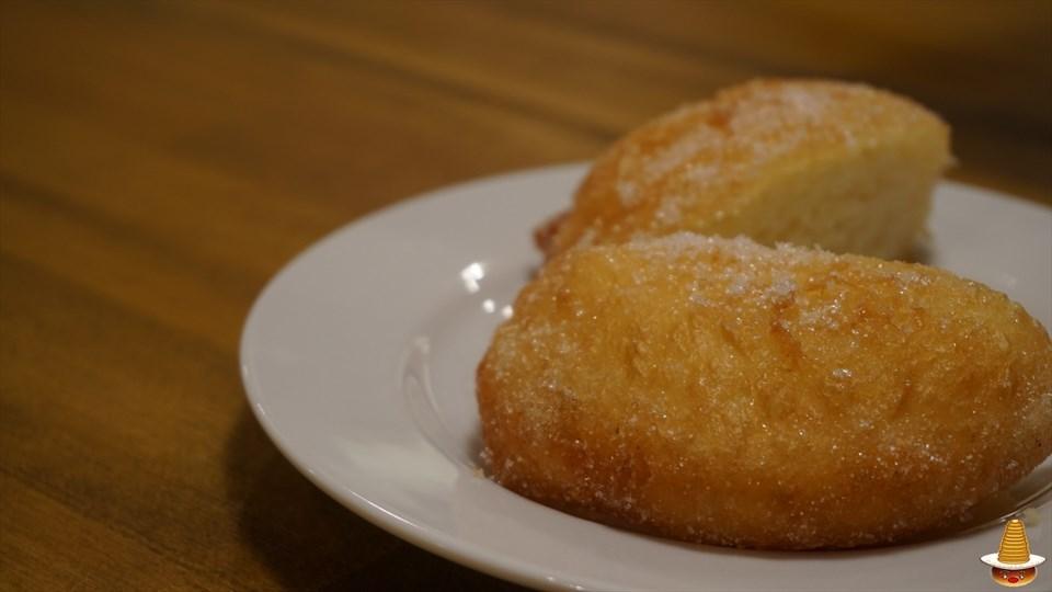 南武庫之荘に出現したハワイアンカフェでバターミルク パンケーキ♪パイナワーフ(神戸/武庫之荘)パンケーキマン