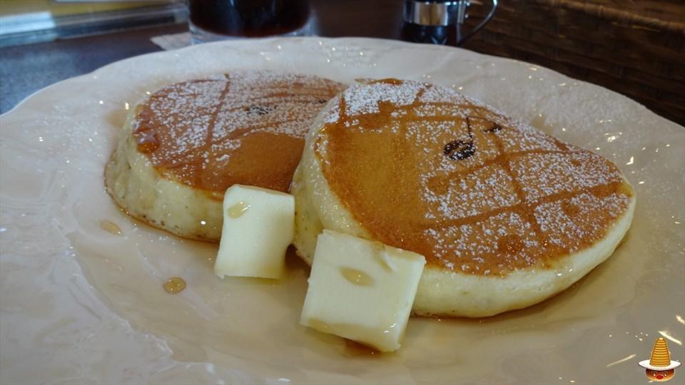 音楽にこだわる喫茶店で、ふっくらパンケーキ♪カフェ プーランク(Cafe Poulenc)(兵庫/日生中央)