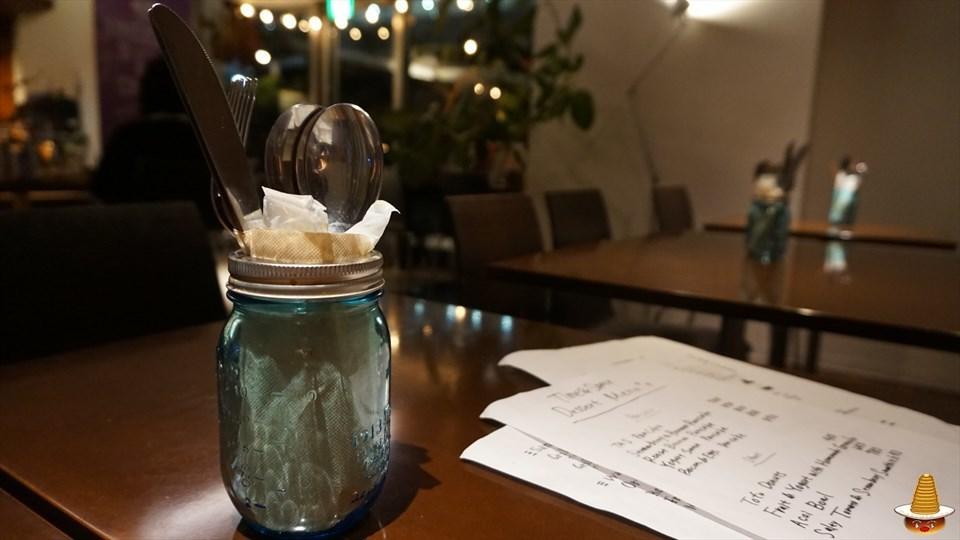 隠れ家的カフェで美味しいふわふわサクサクのパンケーキ Time&Space(タイム&スペース)(東京/二子玉川)