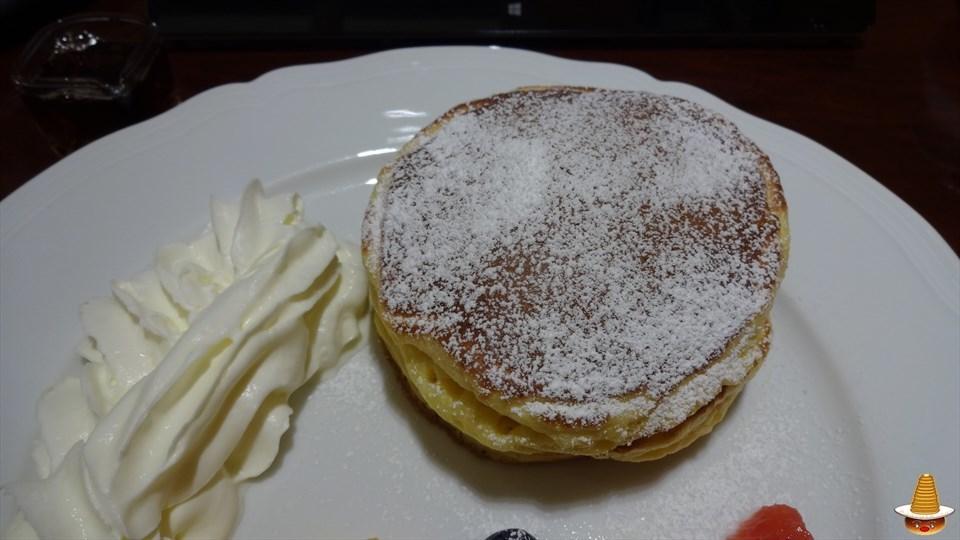 デンマーク王室御用達の紅茶と共に北欧のパンケーキ♪ティーサロン A.C.パークス(大阪/天王寺)パンケーキマン