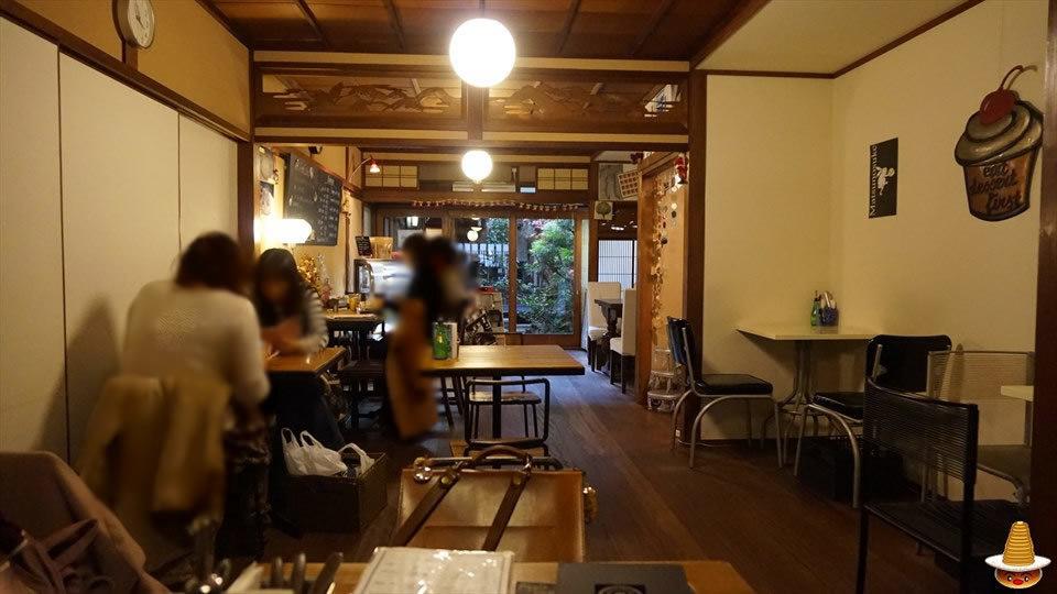 超絶品はかわらずリコッタ パンケーキをダブルで♪ラインベック(京都/今出川大宮)パンケーキマン