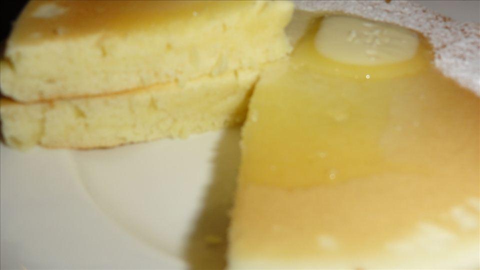 mielmiel(南青山)プレーンパンケーキ