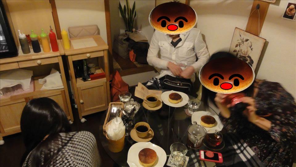 パホケ会5 雪ノ下 パンケーキ会?パンケーキオフ会です♪