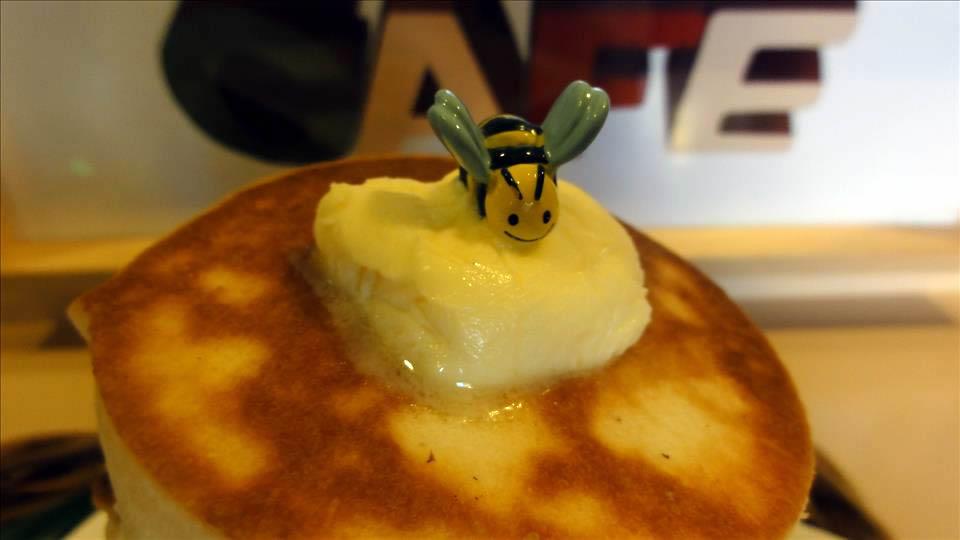 パンケーキ はちの巣カフェ(名古屋/浄心)