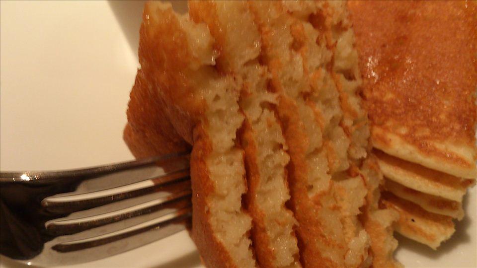 キアヌのパンケーキ