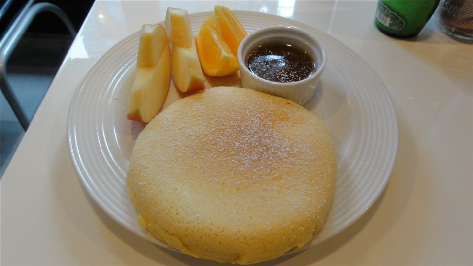 Cafe & Pnatry 松之助 京都本店 リコッタチーズパンケーキ