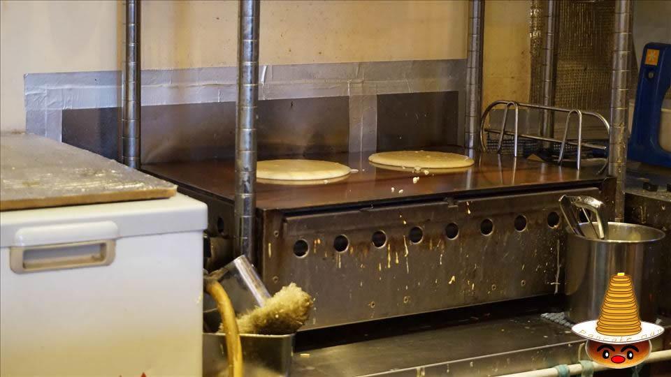 自家製ホットケーキ♪珈琲屋ミニザ(芦屋/打出)パンケーキマン