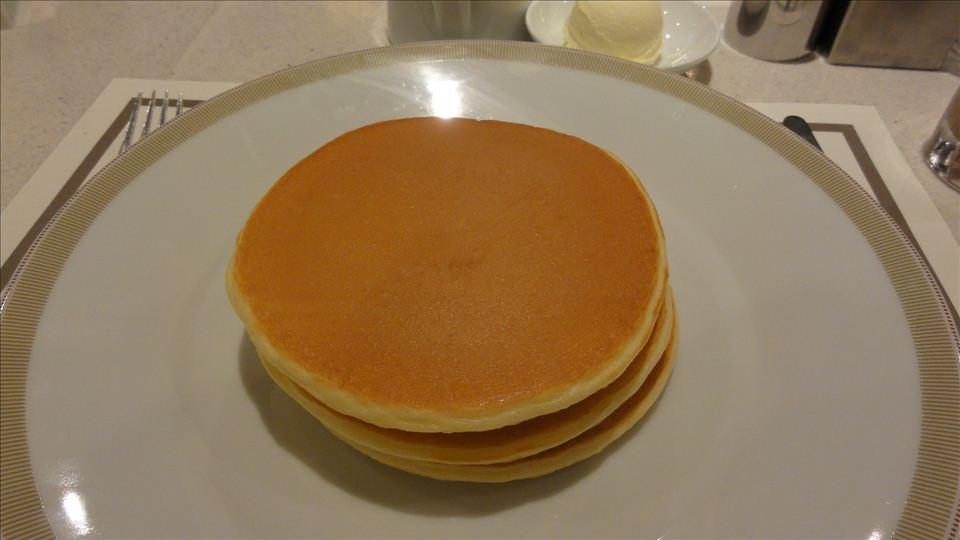 帝国ホテル(東京)インペリアルパンケーキ