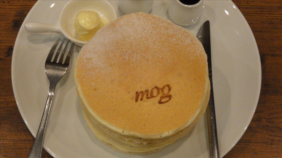 バターミルクパンケーキ mog モグ(大阪/京橋)