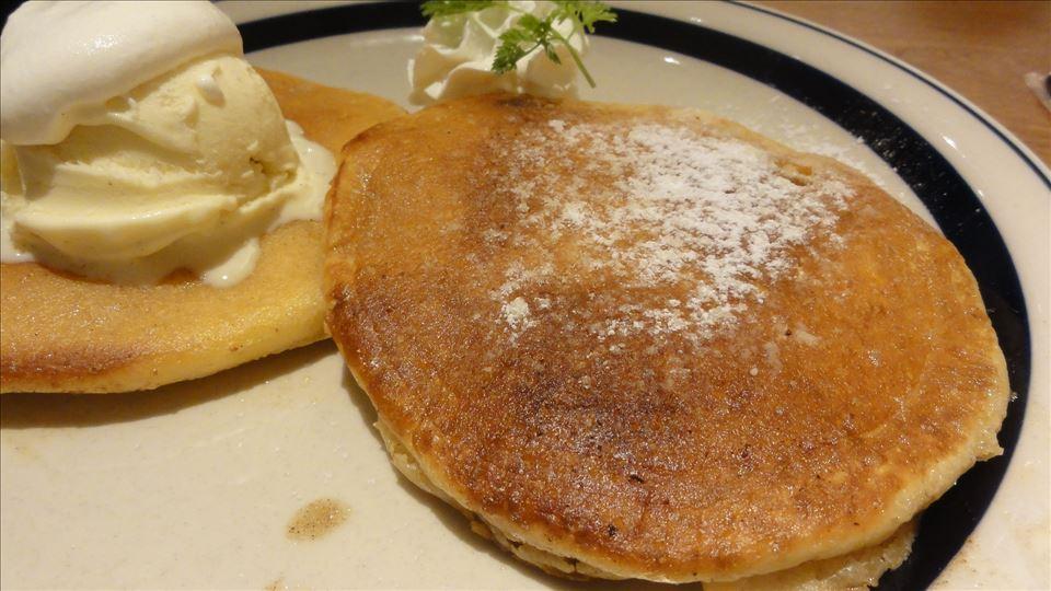 お子様もOKのお店 バターミルクパンケーキKoti(コチ)(大阪/西長堀)