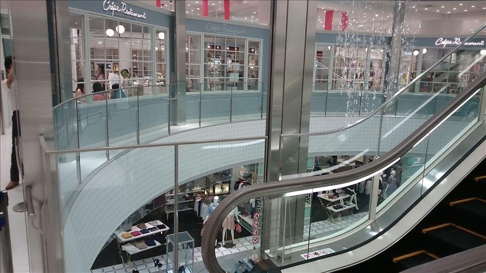 激ウマ生地のプレーン パンケーキ(ジェラートピケ カフェクレープリー 大丸心斎橋店 北館店)(大阪)