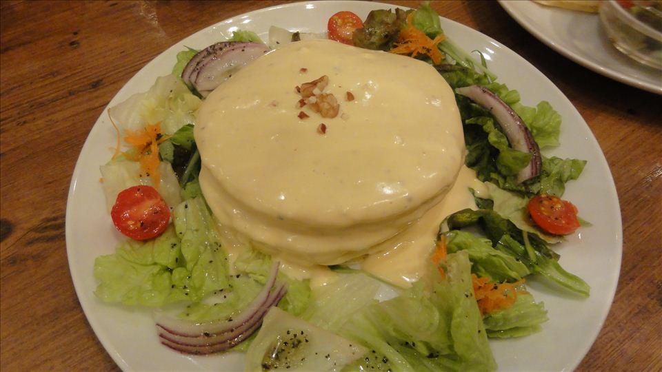 チーズフォンデュ Pancafe cafe mog(パンケーキ カフェ モグ)大阪/京橋