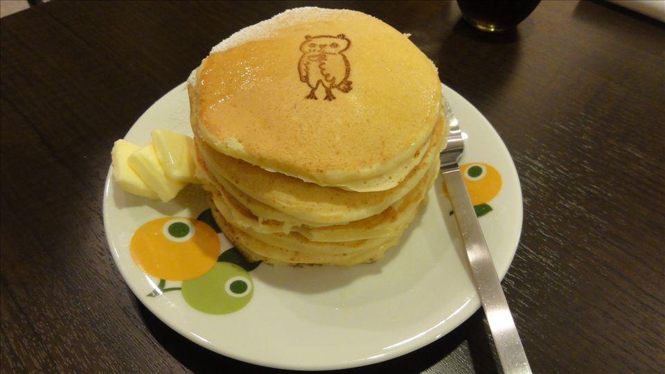 pollo(ポッロ)カフェ パンケーキ(大阪/松屋町)