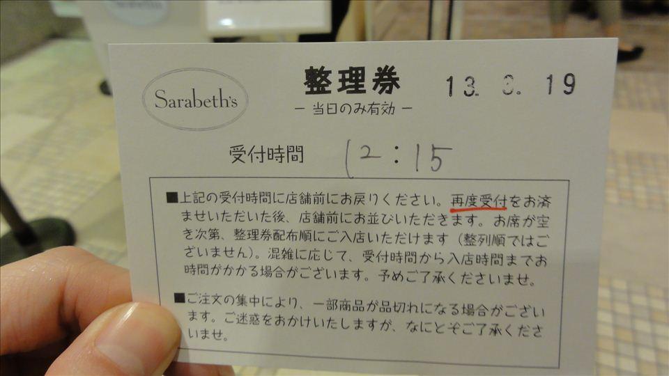 東京パホケ巡り2013春 パンケーキ巡り