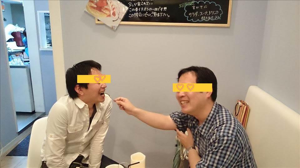 パホケ会19 レポート パンケーキオフ会 バブルのパンケーキタワー(大阪/南堀江)