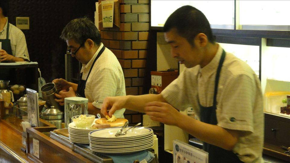 手作りパンケーキとホットケーキ 世田谷珈琲游 梅ケ丘店(東京/梅ヶ丘)