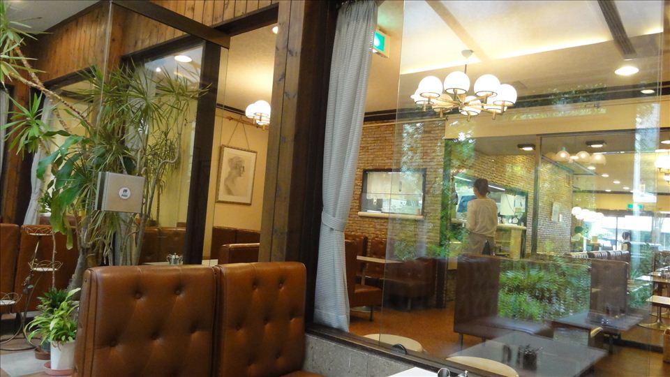 ホットケーキ イワタコーヒー店(神奈川/鎌倉)