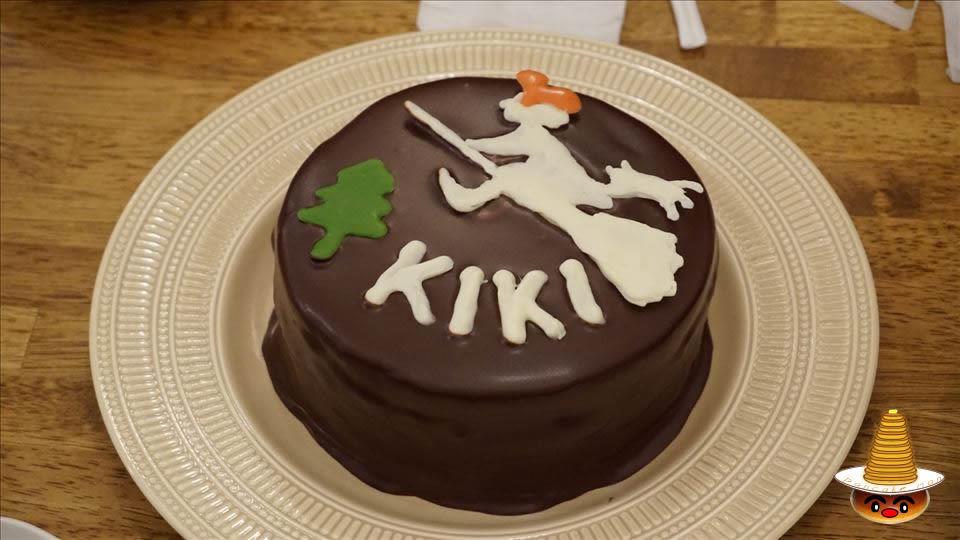 キキのホットケーキと誕生日ケーキ トトロのパンケーキ(パホケ会23 大阪/日本橋)パンケーキマン