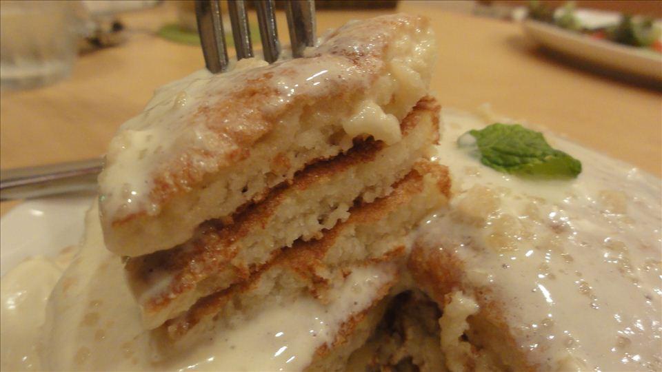 HoiHoiホイホイのクラシックパンケーキ