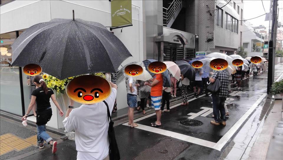 CLINTON ST.BAKINGクリントン ストリート ベーキング カンパニーのパンケーキ(東京/表参道)