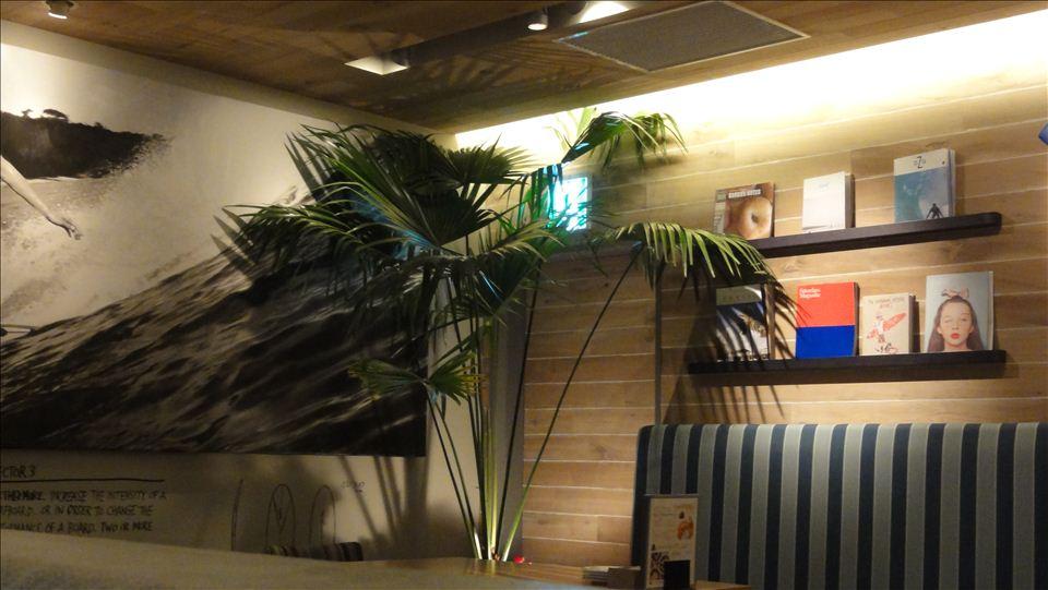 パンケーキ ハウピア・マンゴー サーフサイド キッチン(大阪/あべのハルカス)