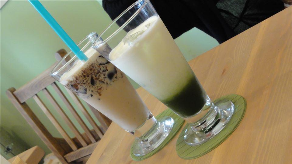 ヒイヅルcafe カフェのホットケーキ(京都)