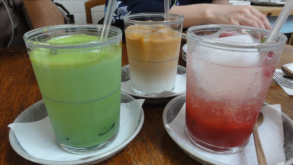4都パホケ巡り(パホケ合宿)京都 ラインベック、嵯峨の湯、シンセツ、クレープ、フクミミ