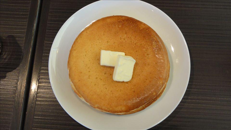 パンケーキカフェ クローバーズ(代官山)パンケーキ