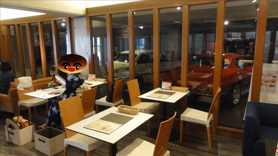 ライトカフェの姉妹店 パンケーキ Cheval Cafe(シュバルカフェ)名古屋/白壁