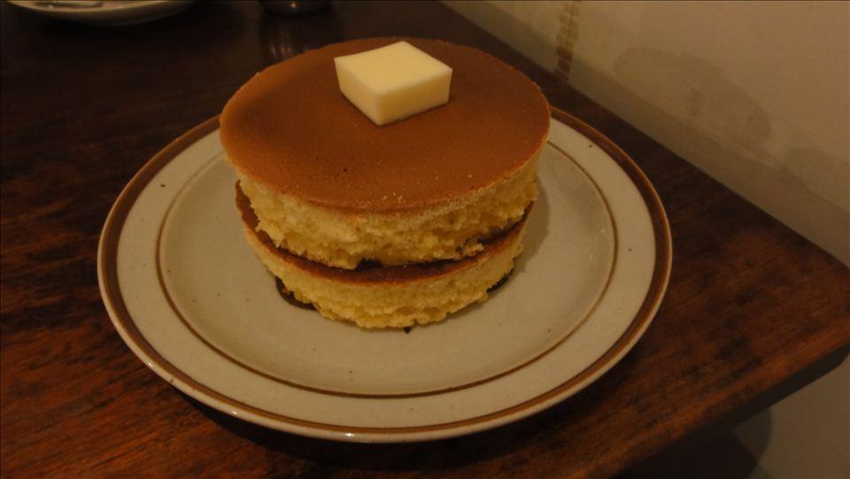 厚さ3cmクラスのパンケーキ