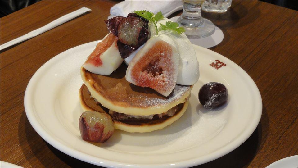 パホケ会13 アフター 33+サーティサードのホットケーキ(神戸三宮)