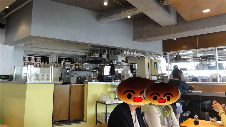 ホノルルパンケーキ マカダミアナッツ&メープル SUNDAY JAM(サンデージャム 原宿店)