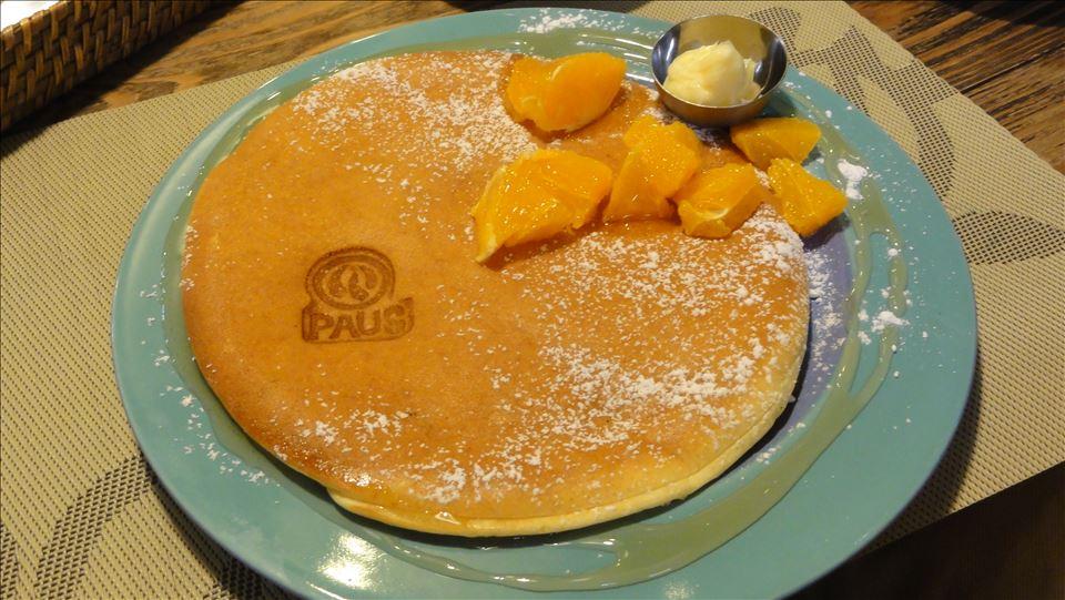 秋のパホケ巡り2013 大阪と京都の2日間♪ パンケーキ三昧!