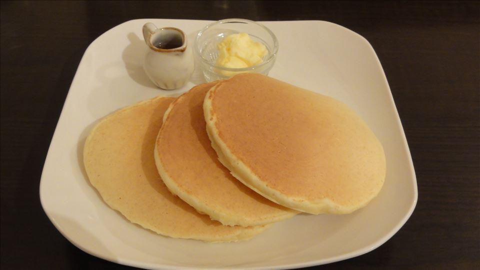 カフェ ノート パンケーキ(大阪/堺東)