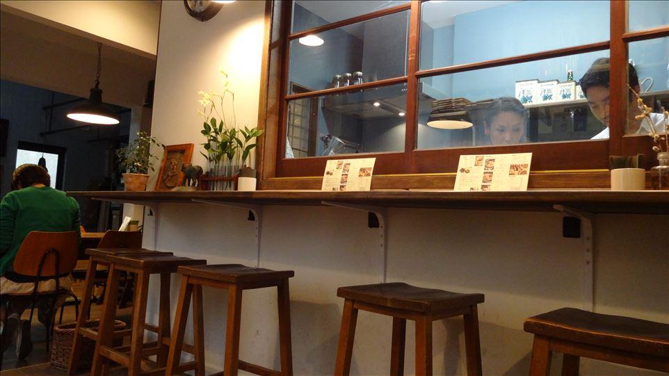 cafe&studio COPAIN COPINE(コパン コピーヌ)のパンケーキ(大阪/池田)
